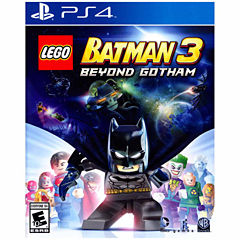 Lego Batman 3 Beyond Ninjago Video Game-Playstation 4