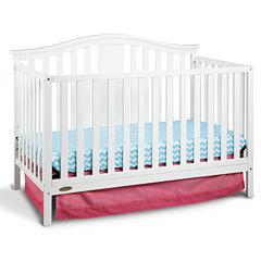 Graco® Solano 4-in-1 Convertible Crib with Mattress