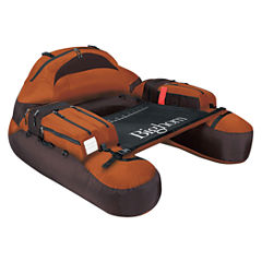 Classic Accessories® Bighorn Inflatable Float Tube - Copper/Brown