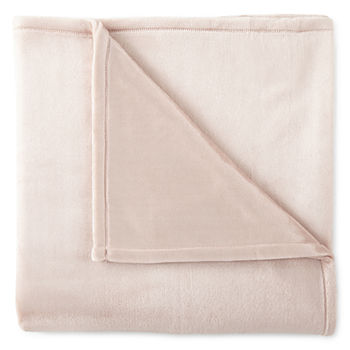 Blankets Amp Throws Fleece And Electric Blankets Jcpenney
