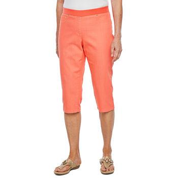 2ba489054bf Women's Capris | Crop Pants for Women | JCPenney