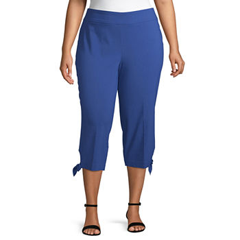 9ccb4ca00b42f Worthington Plus Size Pants for Women - JCPenney