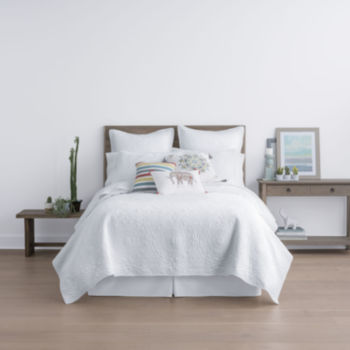 White Comforters & Bedding Sets for Bed & Bath   JCPenney