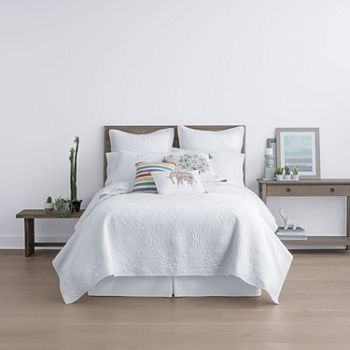 Queen White Comforters Bedding Sets For Bed Bath Jcpenney