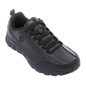 Fila® Memory Radiance Slip-Resistant Womens Walking Shoes