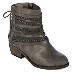 Pop Lantern Womens Bootie