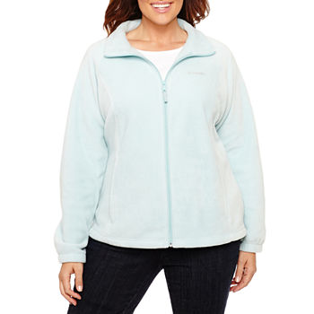 864b517ee5c Plus Size Fleece Jackets Under  15 for Labor Day Sale - JCPenney