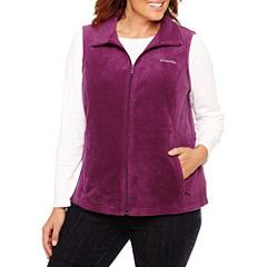 Columbia® Three Lakes™ Fleece Vest - Plus