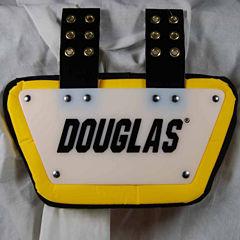Douglas 6 inch Back Plate