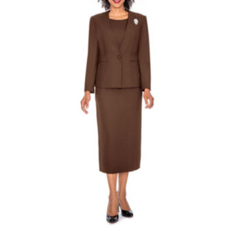 Brown Suits Suit Separates For Women Jcpenney