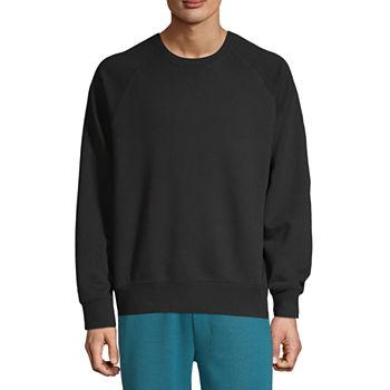 e96045b3c9e2d Xersion Mens Crew Neck Long Sleeve Sweatshirt