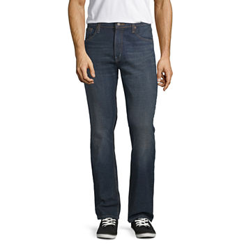 ae016da5 Arizona Mens Relaxed Fit Bootcut Jean