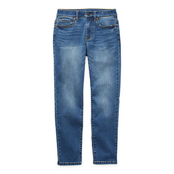 Arizona Little & Big Boys Tapered Athletic Fit Jean