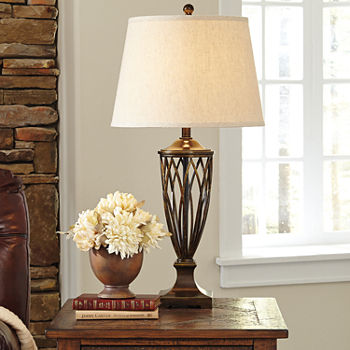 Table lamps jcpenney low price everyday aloadofball Images