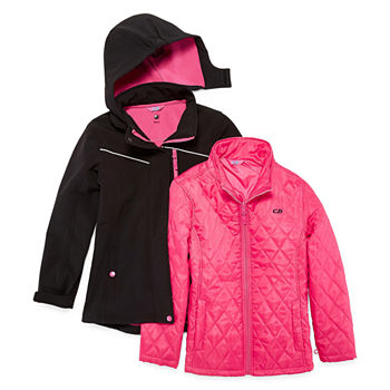 Girls Coats & Winter Jackets for Girls - JCPenney