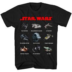 Star Wars Graphic T-Shirt-Big Kid Boys