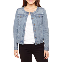 Petites Size Coats & Jackets for Women - JCPenney
