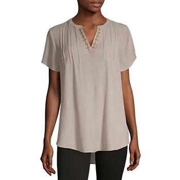 5c65fcbc4c7 Women's Tops & Shirts for Sale | Casual & Dressy Blouses | JCPenney