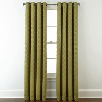 Green Curtains Drapes For Window