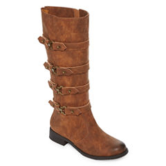 2 Lips Too Joe Womens Riding Boots