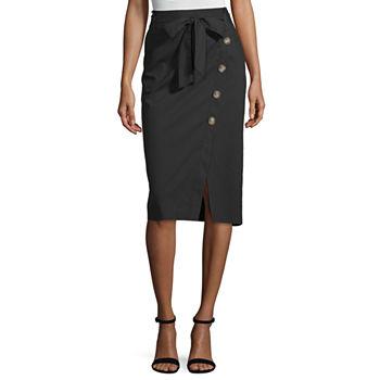 79166ff5e Mid Length Skirts for Women - JCPenney