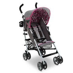 Delta Children J is for Jeep Brand Scout Sport Stroller Berry