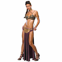 Jabba's Prisoner Princess Leia Adult Costume