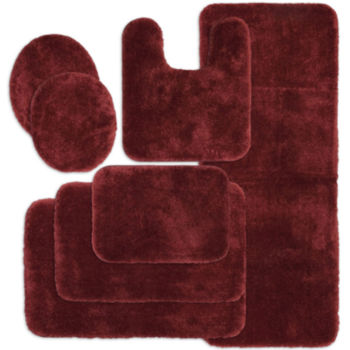 Red Bathroom Rugs Shop Jcpenney Save Enjoy Free Shipping