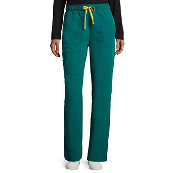 WonderWink® Four-Stretch 5214 Womens Sporty Cargo Pants