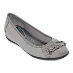 Yuu Jersey Womens Slip-On Shoes