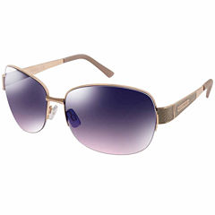 Rocawear Square UV Protection Sunglasses-Womens