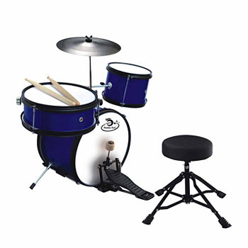 Ready Ace 5 Piece Junior Drum Set