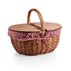 Picnic Time® Country Basket