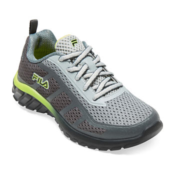 Fila Diskize 2 Little Kid/Big Kid Boys Running Shoes