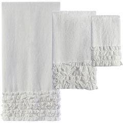 Creative Bath™ Ruffles Bath Towels