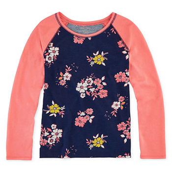 1acff8905de Girls Shirts & Tees for Kids - JCPenney