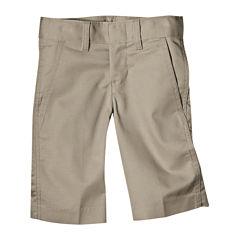 Dickies® Boys Classic Fit FlexWaist Flat Front Short- Preschool