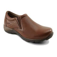 Eastland® Liliana Slip-On Leather Womens Shoes