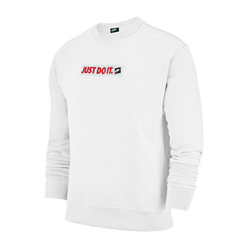 d8baac08bd Nike Mens Crew Neck Long Sleeve Sweatshirt