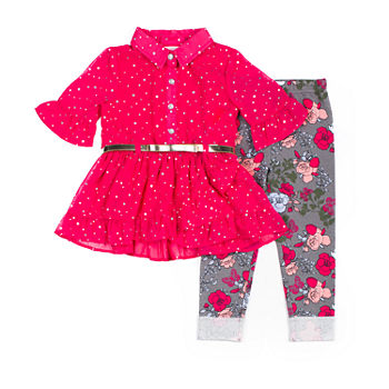 da74ab8d40506 Toddler Girl Clothing | Shop Little Girls 2t-5t Clothes - JCPenney