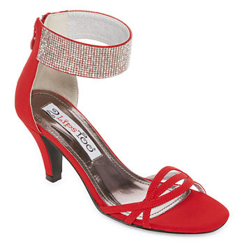 b41681f4d102dd 2 Lips Too Womens Logan Over the Knee Boots Block Heel Zip Wide Width. Add  To Cart. Few Left