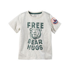 Carter's Graphic T-Shirt-Toddler Boys