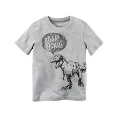 Carter's Short Sleeve Graphic T-Shirt-Baby Boys