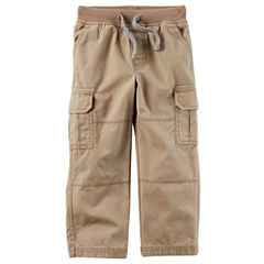 Carter's Straight Fit Cargo Pants - Baby Boys