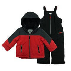 Carter's Heavyweight Snow Suit-Toddler Boys