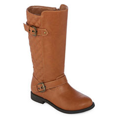 Arizona Caprika Girls Riding Boots - Little Kids/Big Kids