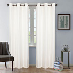 Dean 2pk 2-Pack Grommet-Top Curtain Panel