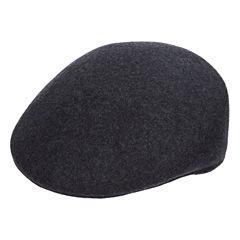 Stafford Wool Solid Ivy Cap