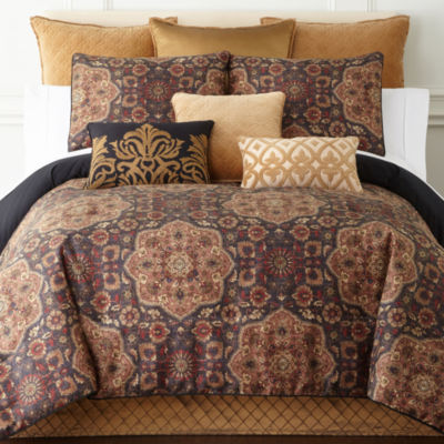 royal velvet hayden comforter set - Royal Velvet Sheets