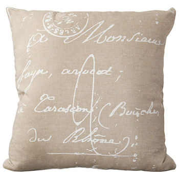 Words Throw Pillow Covers Pillows Throws For The Home JCPenney Classy Decorative Pillows Cheap Prices